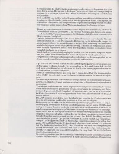 De Verkenningseenheden o.a. 103 Verkbat 4