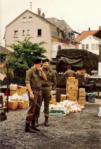 1983 1986 SSV Esk BOG 103 Verkbat Inz. Sgt Maurits 4