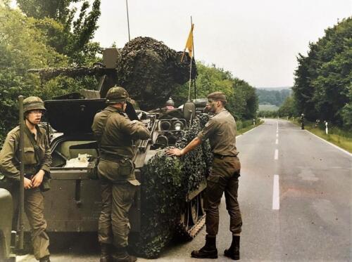 1983 1986 SSV Esk BOG 103 Verkbat Inz. Sgt Maurits 5