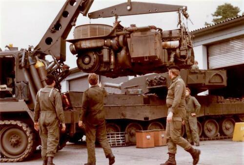 1983 1986 SSV Esk BOG 103 Verkbat Inz. Sgt Maurits 6