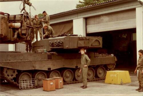 1983 1986 SSV Esk BOG 103 Verkbat Inz. Sgt Maurits 7