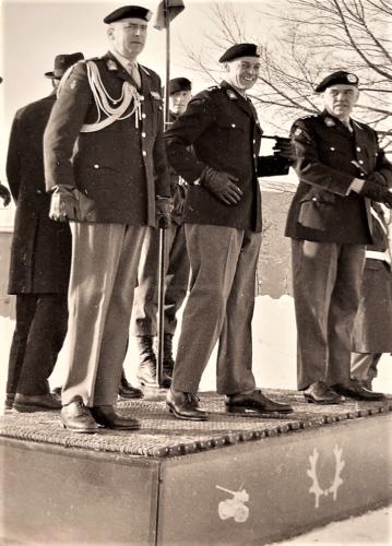 1968 01 15 103 Verkbat C overdacht lkol Bos aan lkol van Splunter. Reg c LKol Baron v Tuijl van Serooskerke Inz. Frans Fontein