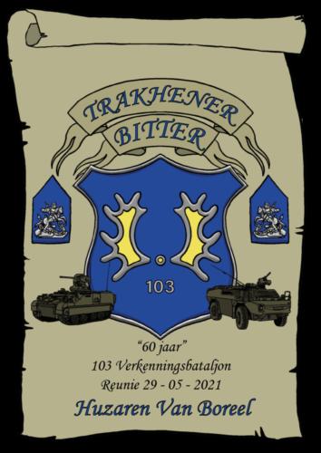Map 16d. 2021 05 29 Ontwerp etiket voor Trakehnerbitter 60 jaar 103 Verkbat 1