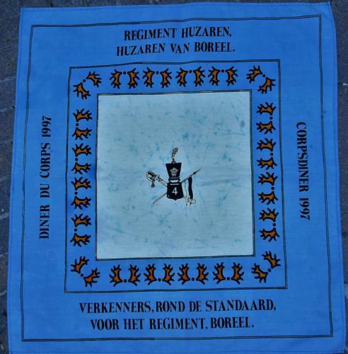 Map 17. 1997 11 Aandenken Corpsdiner Boreel