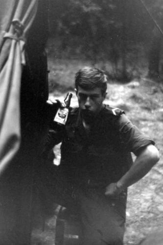 1967 07 01 Leusderheide Deibert Brilleman Woonings en van de Burgt. Inz. Hans Kuijpers