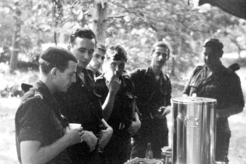1967 07 01 Leusderheide Deibert Janssen Brilleman Woonings v Noort en Nienhaus Inz. Hans Kuijpers