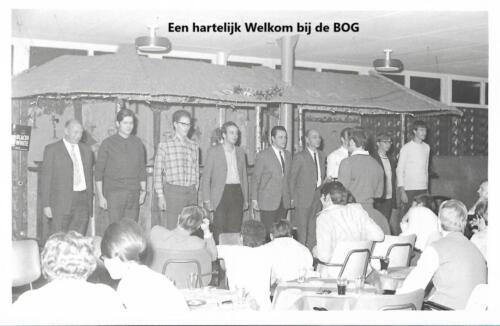 1970 1971 SSV Esk 103 Verkbat Het barleven van het SSV. Inz. Peter