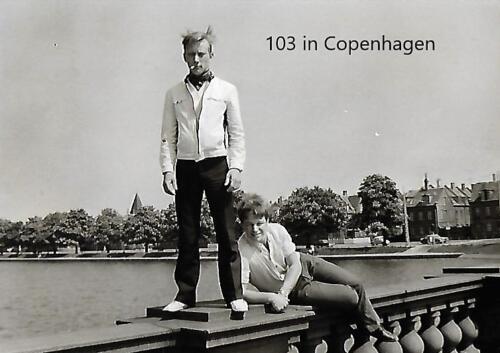 1970 1971 SSV Esk 103 Verkbat Weekendje Kopenhagen. Inz. Peter Haans 2