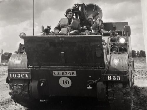1973 B Esk 103 Verkbat Inzender Opc Wmr I Geert Snellen met Pc Knt Schotman