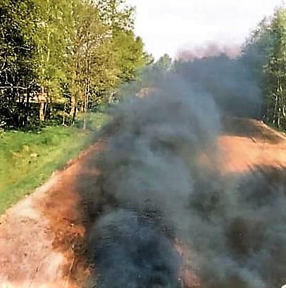 Map 8. 1988 1989 A esk 103 Verkbat Oef 1e Pel 88 4 CO2 uitstoot nooit van gehoord. Inz. Rolf Jan Goosen.