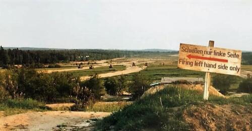 """Map 8. 1988 1989 A esk 1e Pel li 88 4 103 Verkbat Oef 1e Pel li 88 4 """"Fahren funken schiesen Inz. Rolf Jan Goosen. 2"""