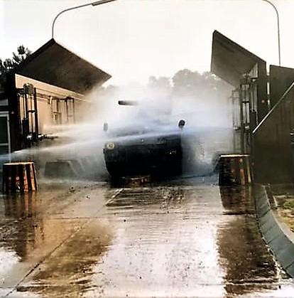 Map 8. 1988 1989 A esk 1e Pel li 88 4 103 Verkbat Wasstraat ongeschikt voor pers. autos. Inz. Rolf Jan Goosen.